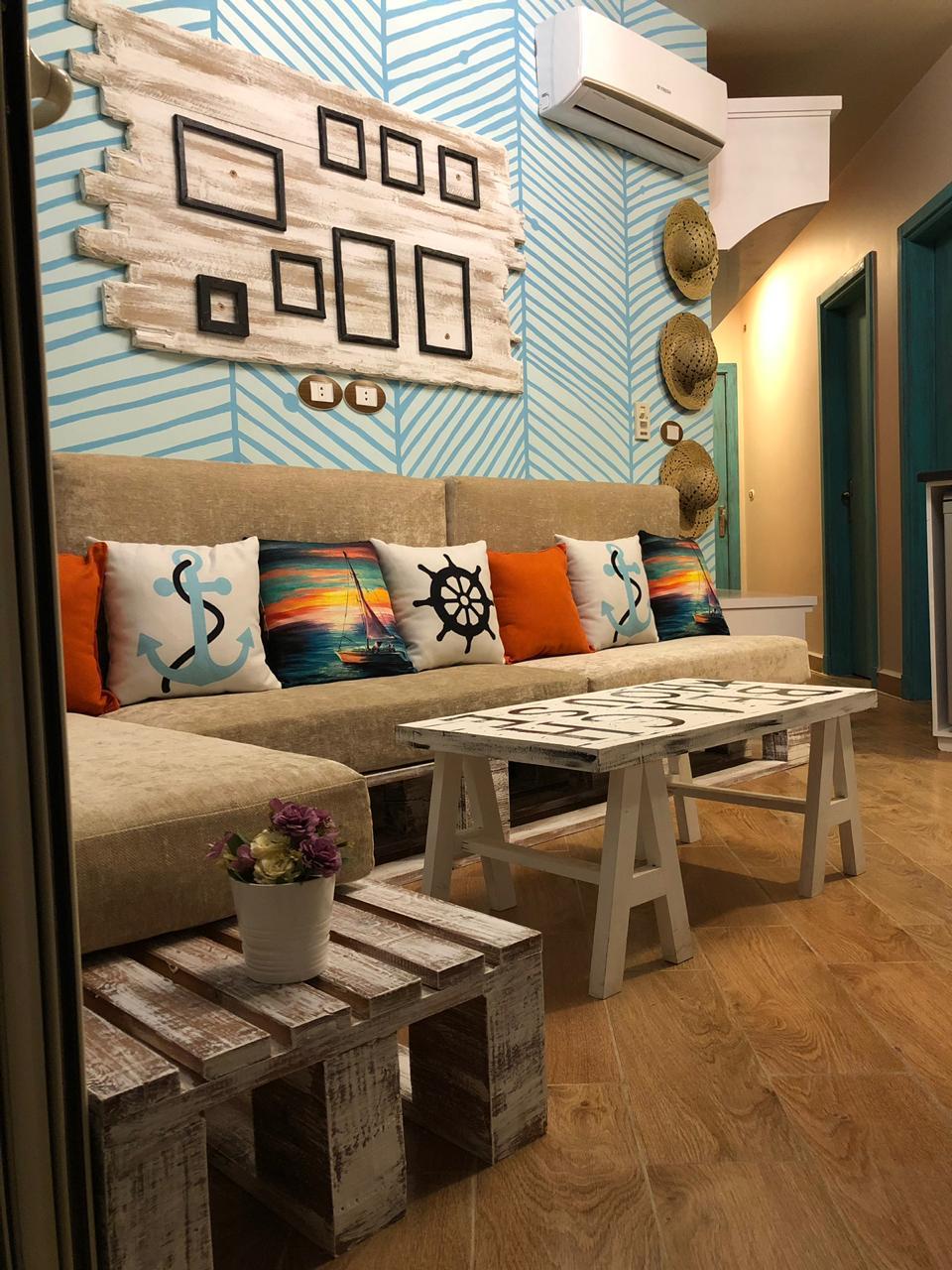 beach house@porto el sokhna 32m2
