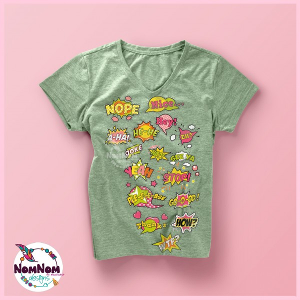 001 Woman Marl T shirt Front travel wiz logo 11