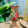 Artistic vase decor