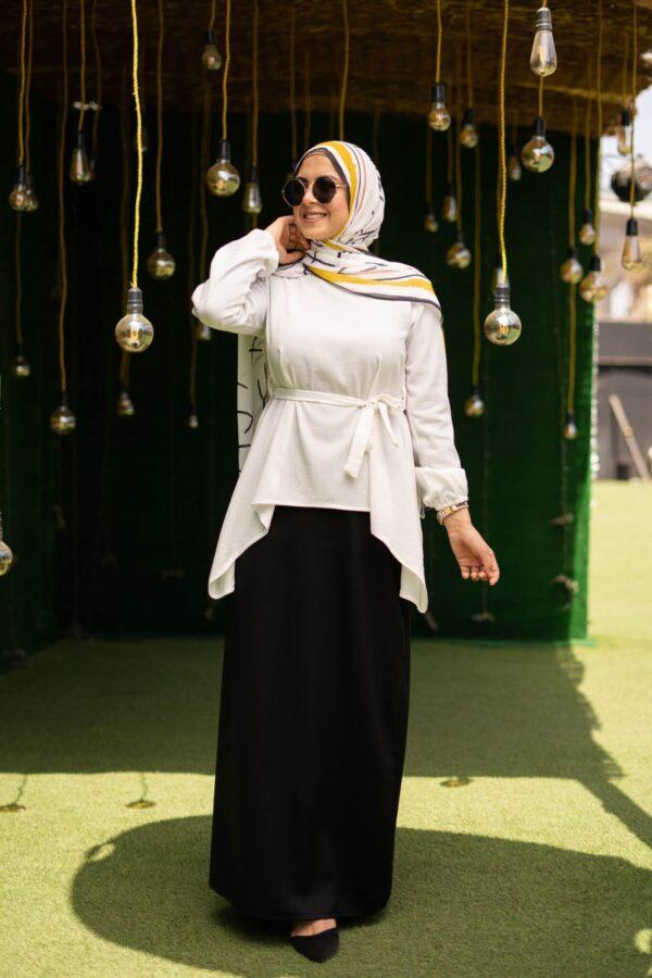 Black Basic Skirt