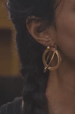 360rotation large earring 2
