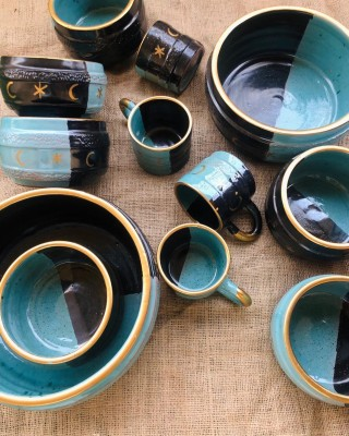 Ramadan spirit bowls and pates