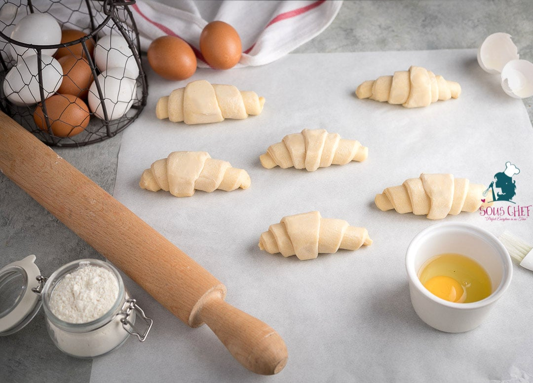 Frozen Croissant Crescents