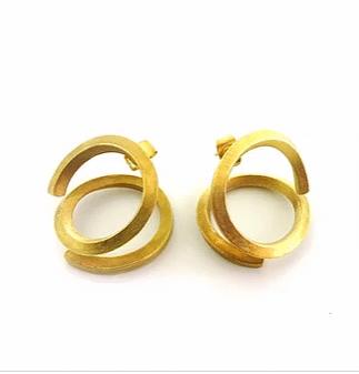 Hoops Dpuble Earring 2