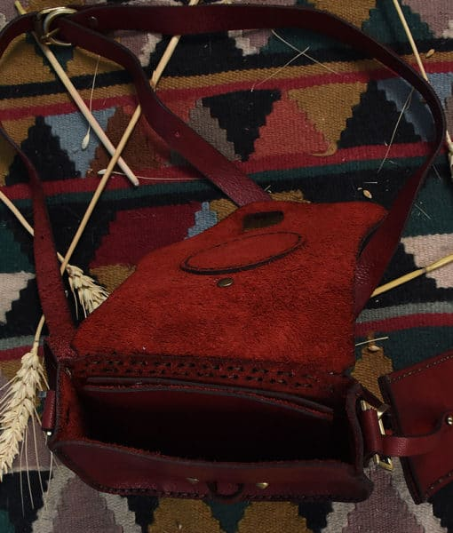 Jean lydia hip and cross bag red 2 4 510x600 1