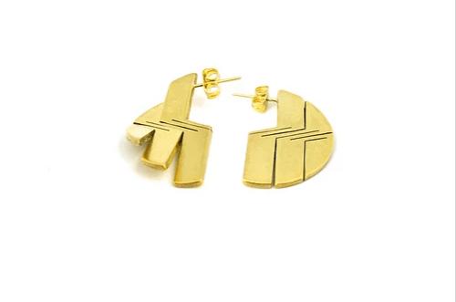 LQ cut earring