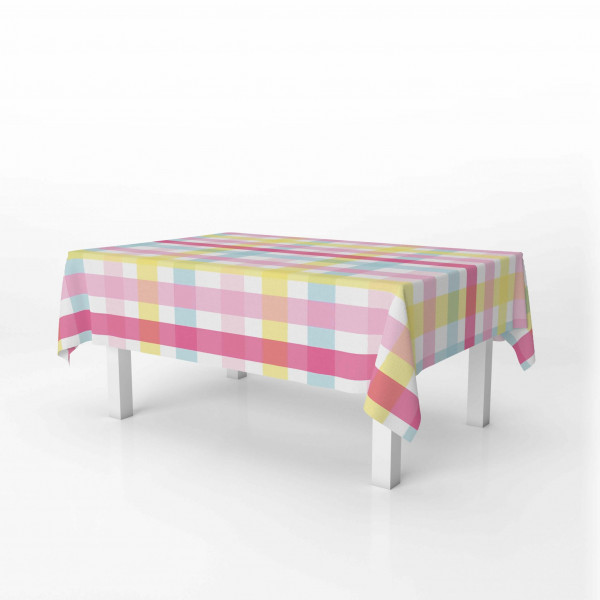 Pastel Checkered scaled