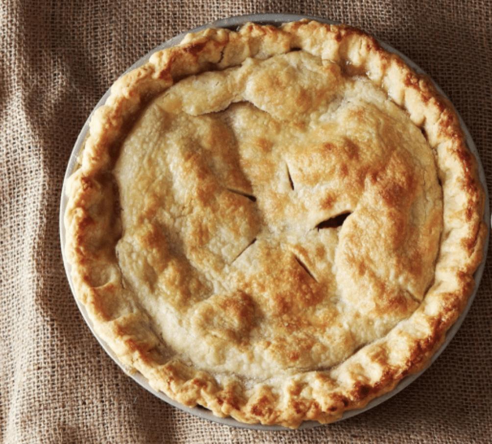 Closed Pie Crust