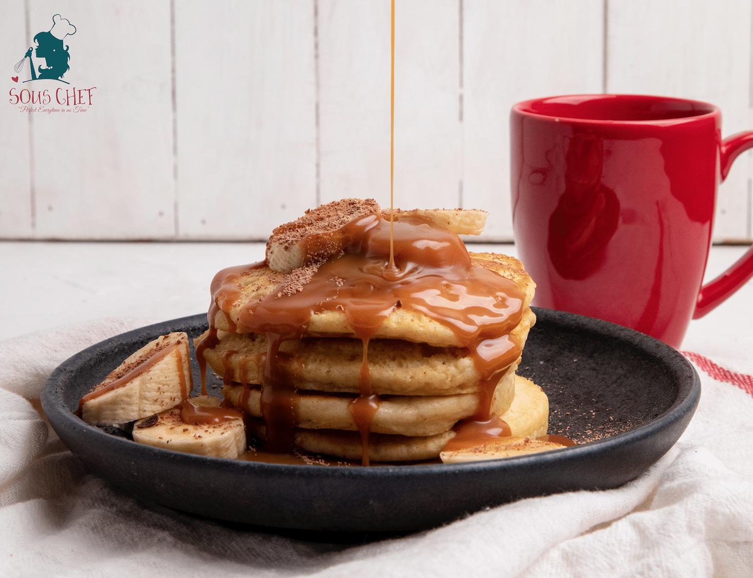 Pumpkin-spice Pancake Mix