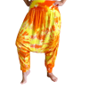 harem pants orange 2