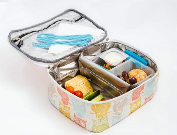 lunch bag -owel