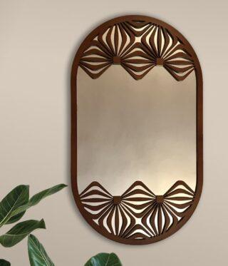 mirror wall frame