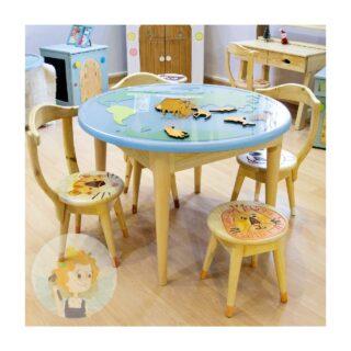Multi-use table